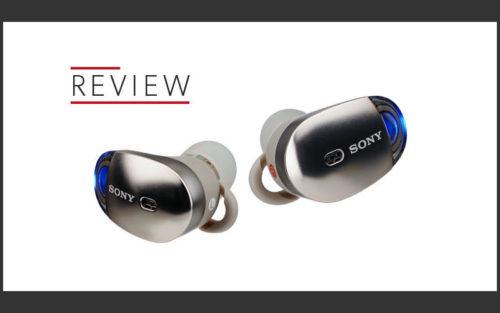 Sony WF-1000X review