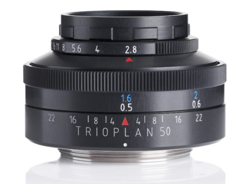 Meyer-Optik-Goerlitz Trioplan 50mm f/2.9 Review