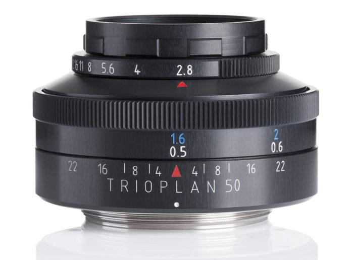 Meyer-Optik-Goerlitz Trioplan 50mm f/2.9 Review