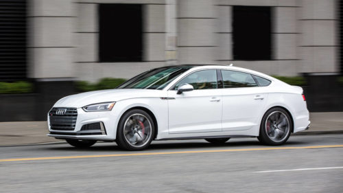 "2018 Audi S5 Review: Let's roleplay ""sexy architect"""