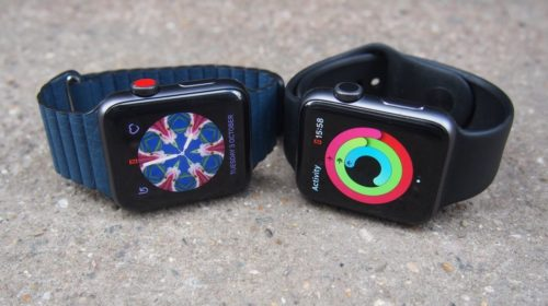 Apple Watch Series 3 v Series 2: How the Apple smartwatches match up