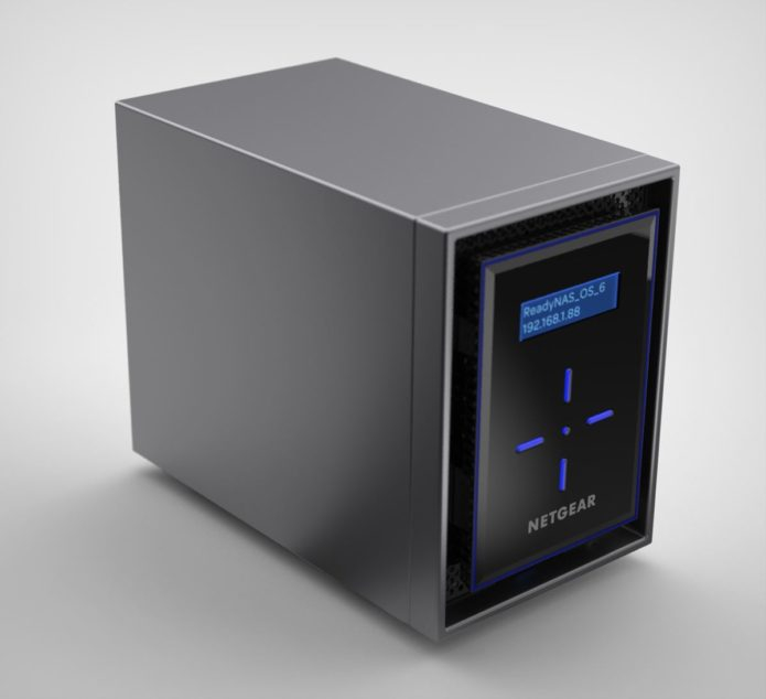 Netgear ReadyNAS 422 review: This box is fast and built to last