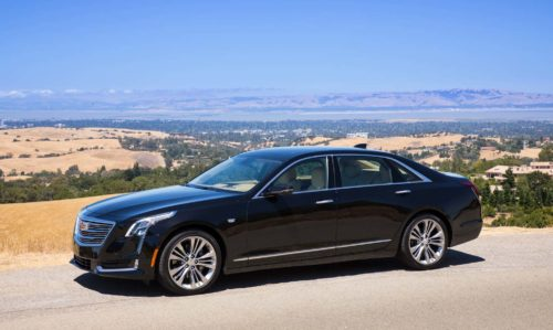 2018 Cadillac CT6 Platinum Review: A True Autonomous Car Hits the Highway