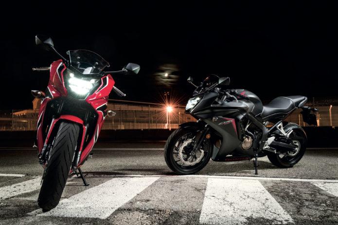 2018 Honda CBR650F First Ride Review