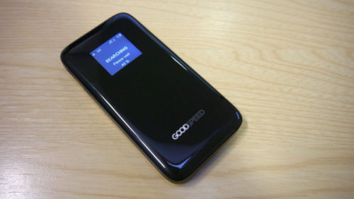 Uros Goodspeed MF900 Mobile Hotspot review