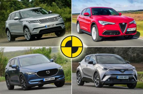 The safest new SUVs in the UK