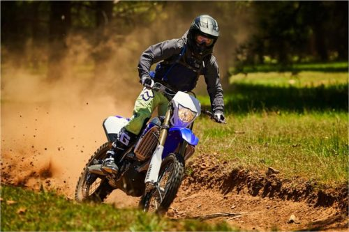 2015-2017 Yamaha WR250F Review