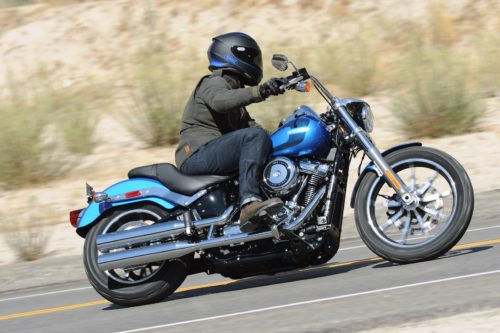 2018 Harley-Davidson Low Rider Review – First Ride : Same profile, different heart