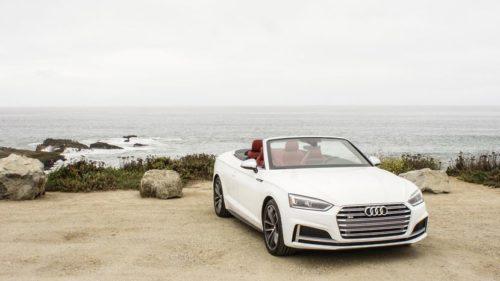 2018 Audi S5 Cabriolet 3.0 TFSI Prestige review