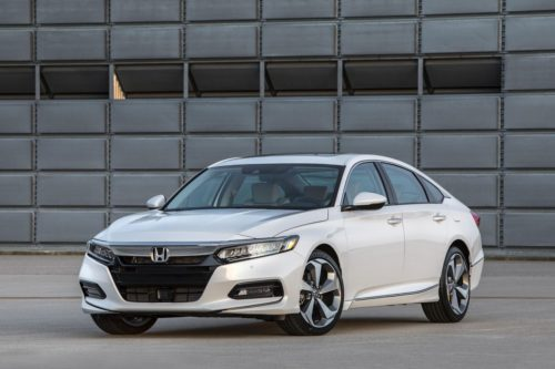 2018 Honda Accord first drive: No more bland