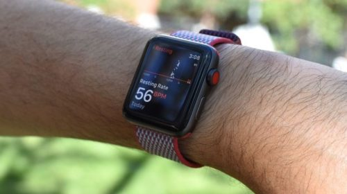 And finally: The Apple Watch could soon monitor your blood pressure