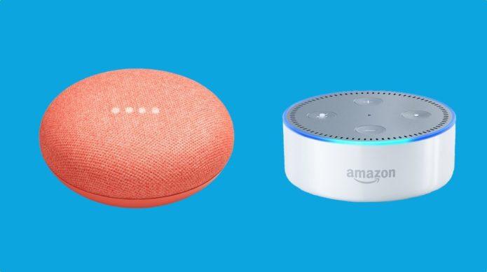 Amazon Echo Dot v Google Home Mini: The affordable smart speaker brouhaha