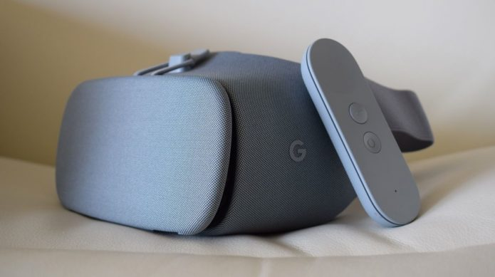 Google Daydream View (2017) review : Google's next gen headset offers a better perspective