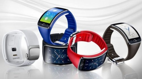 And finally: Samsung's still interested in a wearable with a bendable display