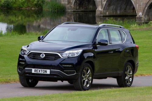 2017 Ssangyong Rexton review – price, specs and release date