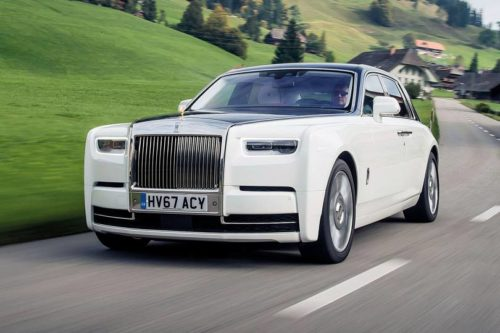 2017 Rolls-Royce Phantom FIRST DRIVE Review – price, specs and release date