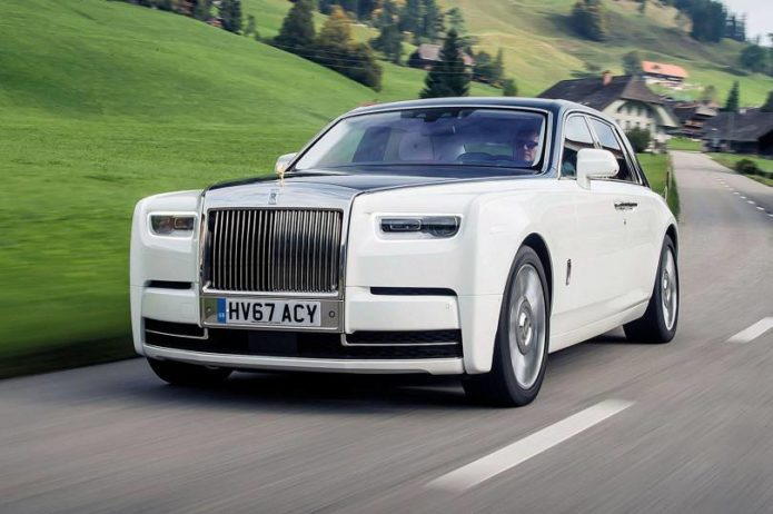 2017 Rolls-Royce Phantom FIRST DRIVE Review - price, specs and release date