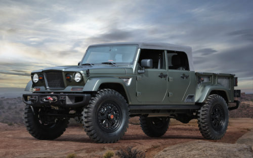 10 Trucks to Buy While Waiting for the Jeep Wrangler Pickup