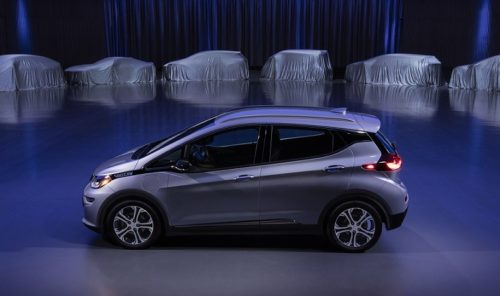 Your Favorite GM Vehicles That Might Soon Go Electric