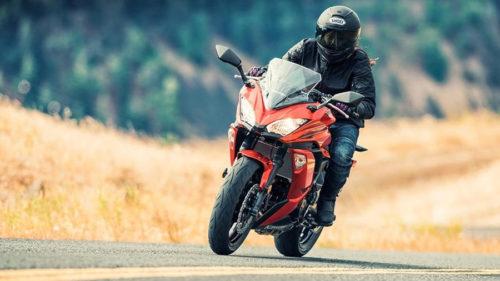 First Look: 2018 Kawasaki Ninja 400