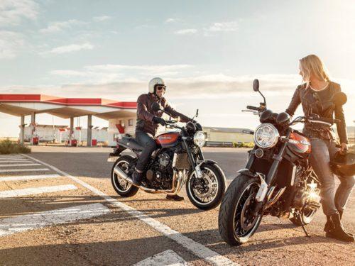 First Look: 2018 Kawasaki Z900RS