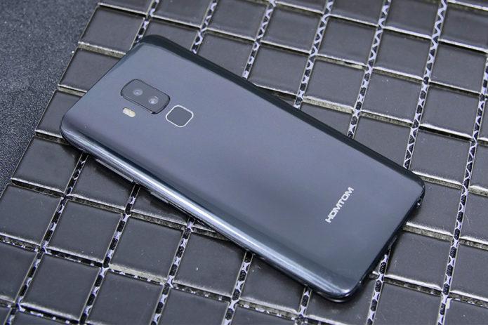 HomTom S8 Review – replica of Galaxy S8?