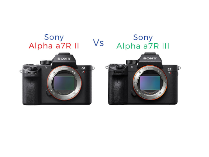 Sony Alpha a7R III vs a7R II Comparison Review