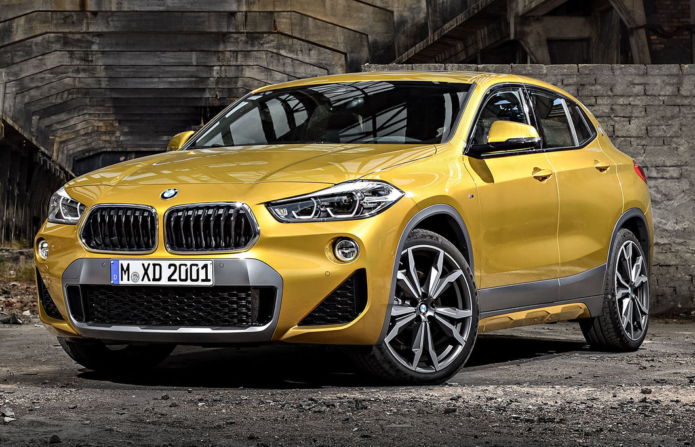 2018 BMW X2 unveiled – UPDATE