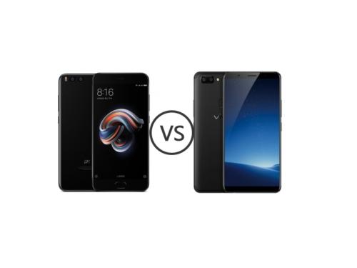 Xiaomi Mi Note 3 vs VIVO X20: Battle of Super Mid-Range Smartphones
