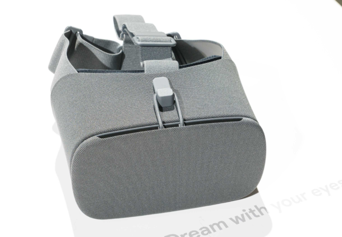 New Daydream View Hands-on Review : Incremental upgrades