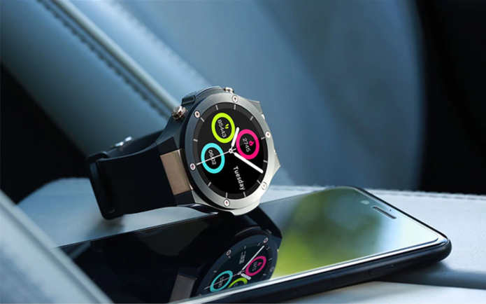 Microwear H2 Smartwatch Review: AMOLED screen, Android 5.0 Lollipop and MediaTek SoC