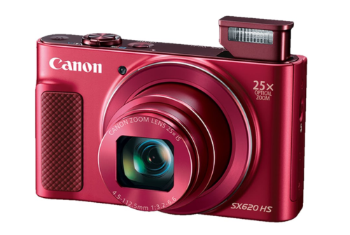 Canon PowerShot SX620 HS Review