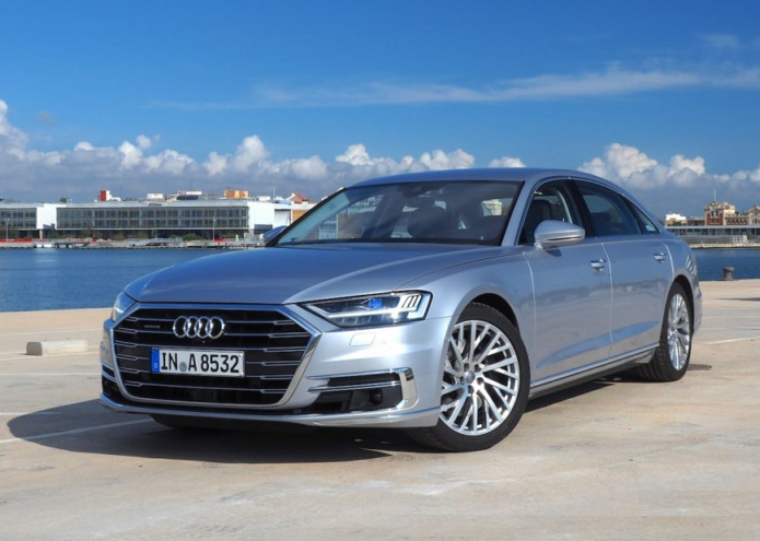 2019 Audi A8 First Drive Review: The new luxury