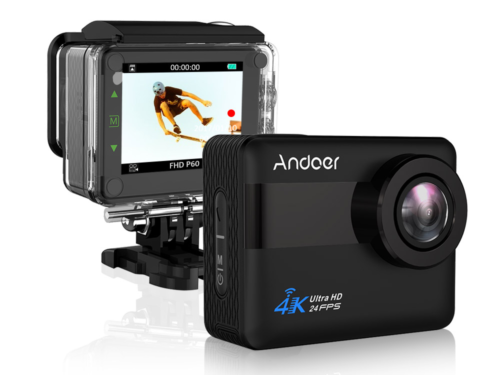 Andoer AN1 Review : 4K action cam at $80