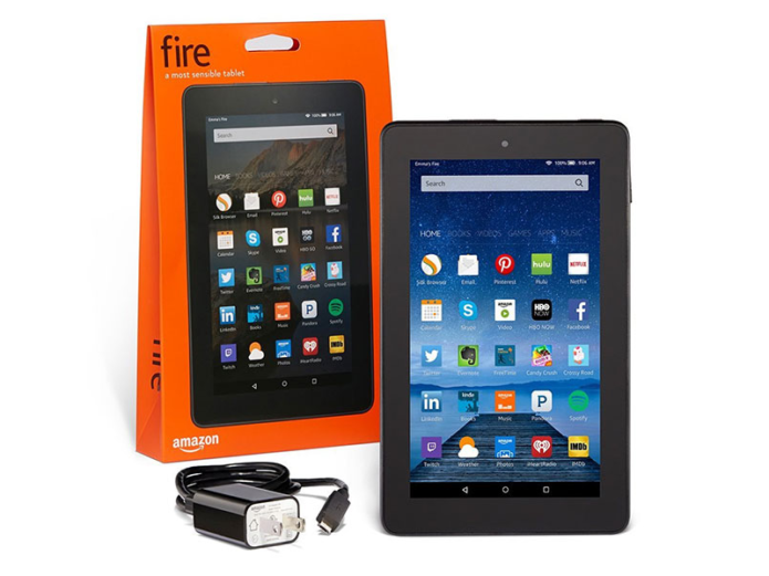 Amazon Fire 7 vs Amazon Fire HD 8 vs Amazon Fire HD 10: What Should You Buy?