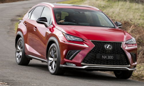 2018 Lexus NX pricing and specs : Price rises bring new looks and more safety gear across the range