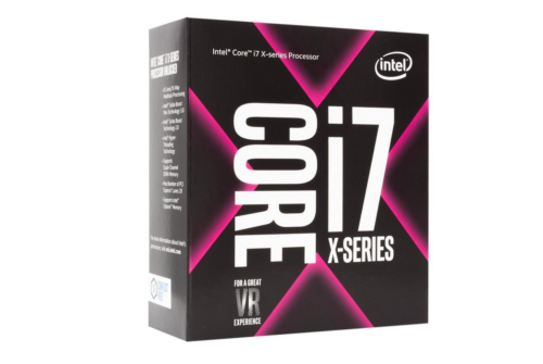 Intel Core i7-7740X Workstation Desktop Build Review