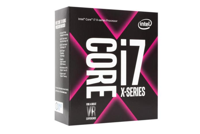 Intel Core i7-7740X Workstation Desktop Build Review
