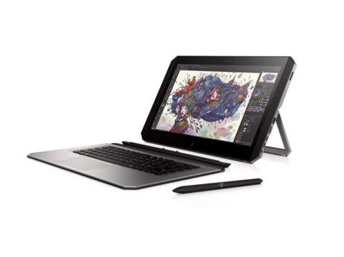 HP ZBook x2 Hands-on Review : An Artist Tries This Supercharged 2-in-1