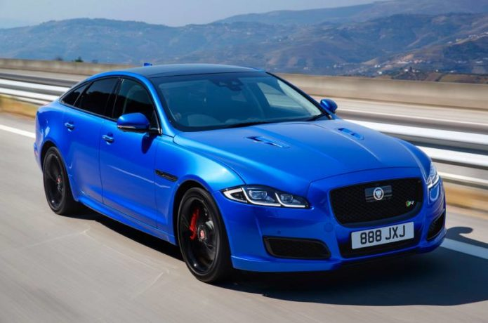 2017 Jaguar XJR 575 FIRST DRIVE Review - price, specs and release date
