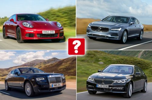 Best and worst luxury cars 2017