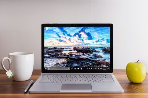 Surface Book 2 hands-on: 13.5″ and 15″ take fight to Apple