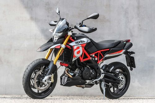 2018 Aprilia Dorsoduro 900 First Ride Review