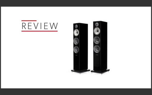 B&W 704 S2 review