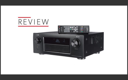 Denon AVR-X6400H review