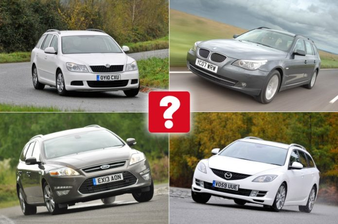 Best used estate cars for less than £5,000/$6,650 (and the ones to avoid)