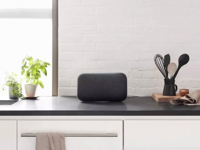 google-home-max-kitchen
