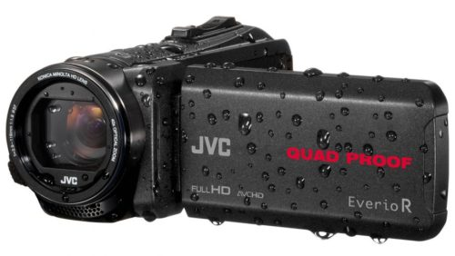 JVC Everio GZ-RX645BE Review