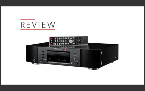 Marantz CD6006 UK Edition review