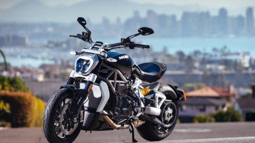 Bruiser Cruisers: Ducati XDiavel Vs. Harley-Davidson Fat Bob 114